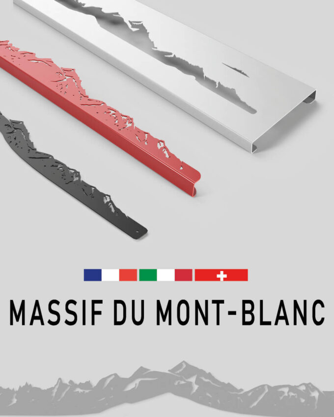 Mont Blanc_Decoration Murale