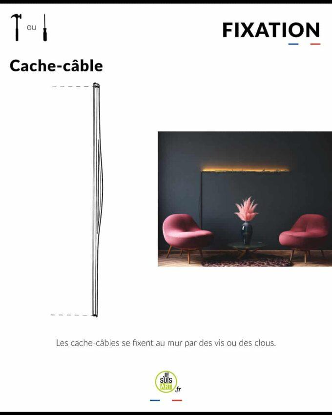 Cache-câble_skyline_fixation