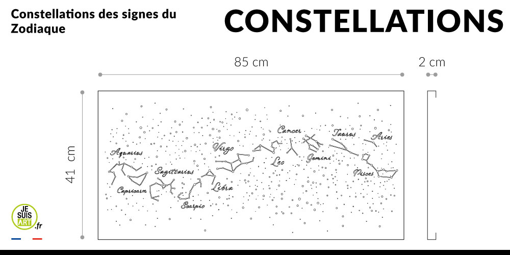 Constellation_signe du zodiaque