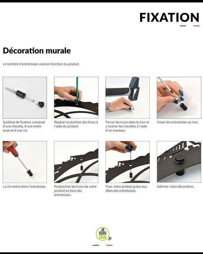 Fixation_décorations_murales