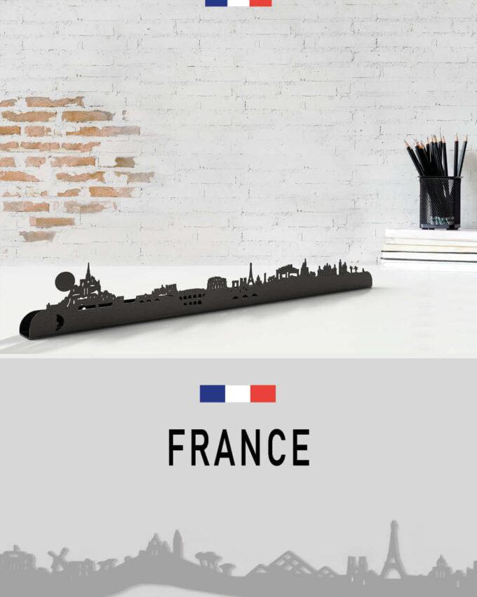 Skyline France décoration murale
