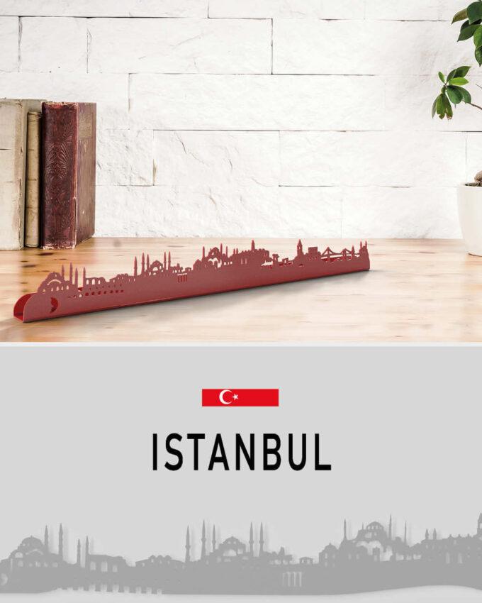 Skyline Istanbul décoration murale