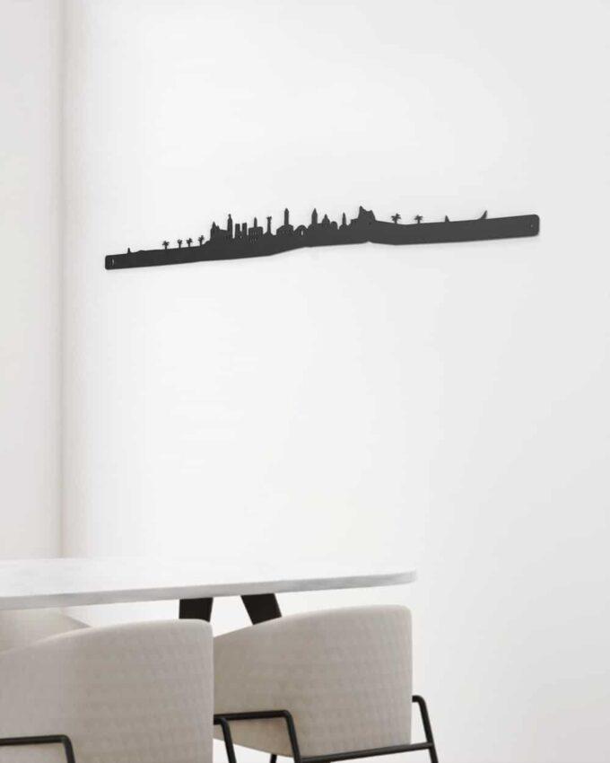 Nice silhouette_skyline