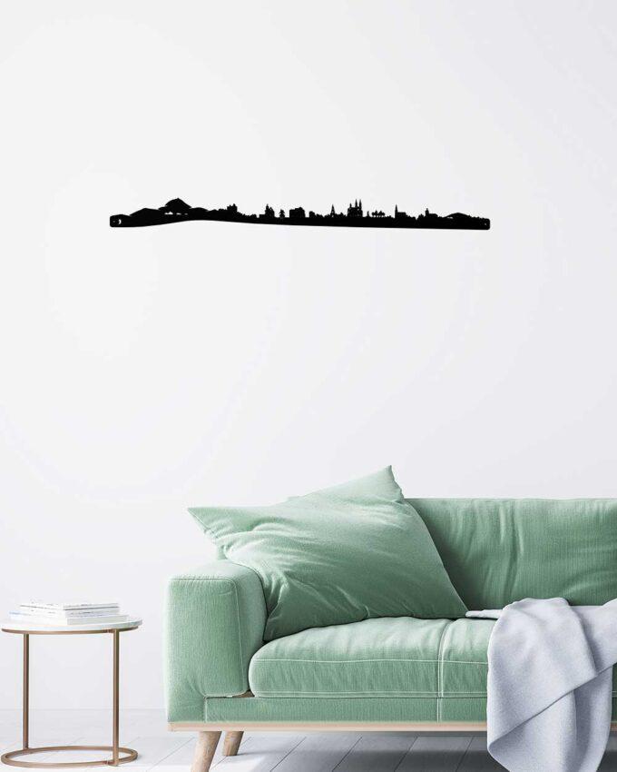 Skyline_silhouette_Clermont-Ferrand
