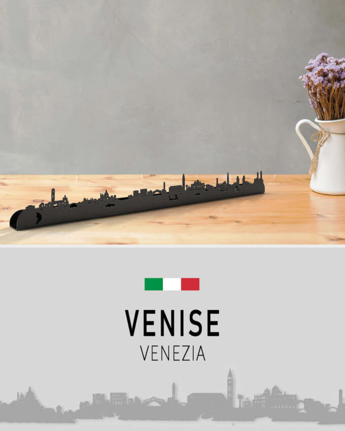 Skyline Venise décoration murale